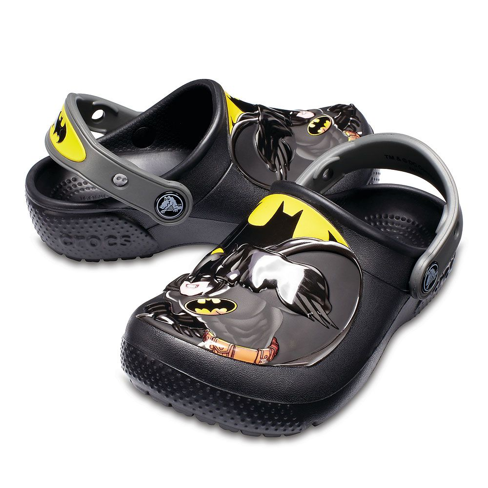 Crocs Funlab Batman natikače picture