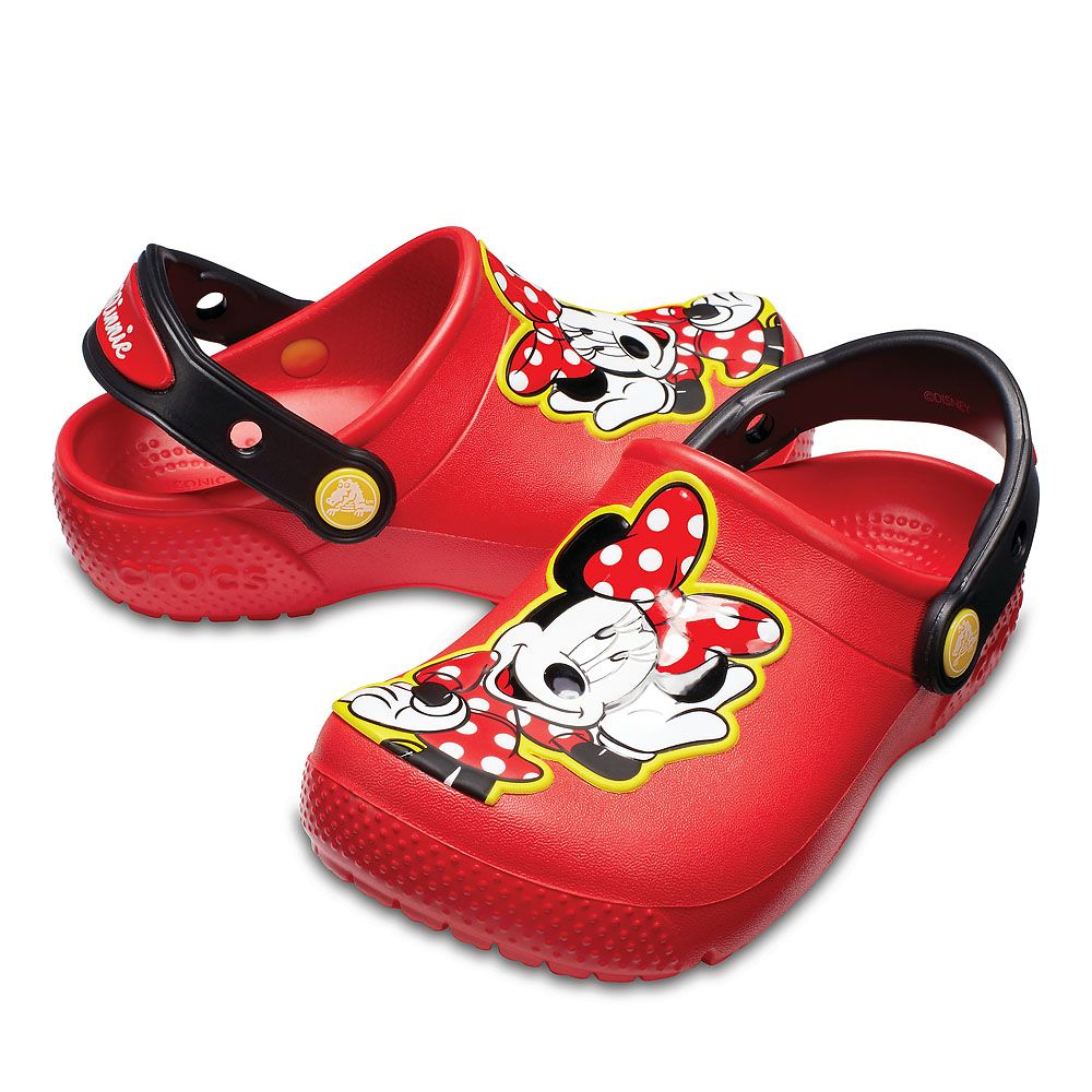 Crocs FunLan Minnie natikače picture