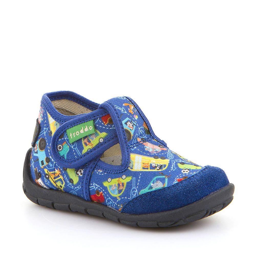 Personalizirane papuče za dječake u plavoj boji picture