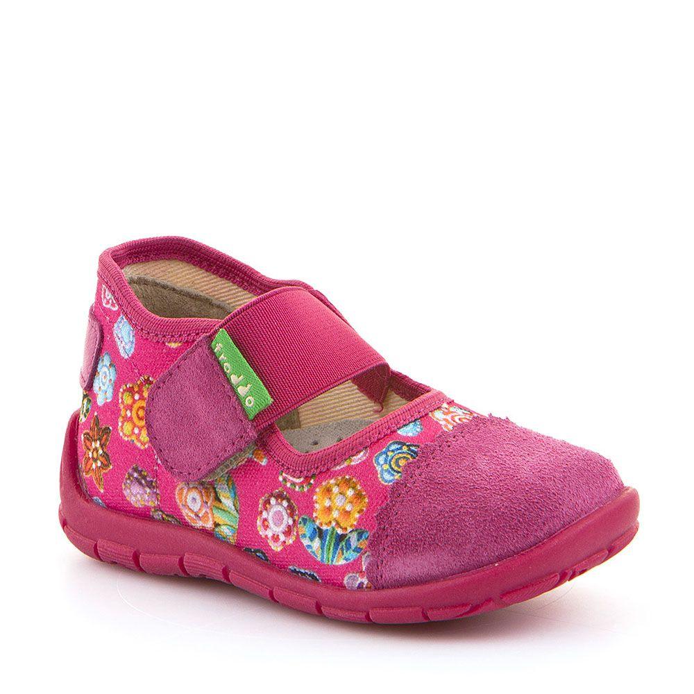 Personalizirane papuče za djevojčice s elastičnom čičak trakom picture