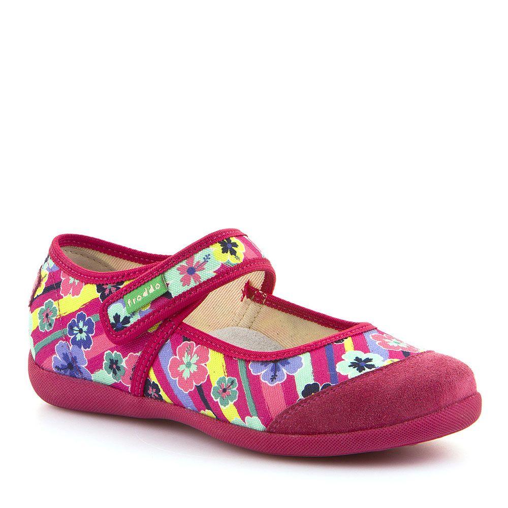 Personalizirane papuče balerinke u šarenoj boji za djevojčice picture