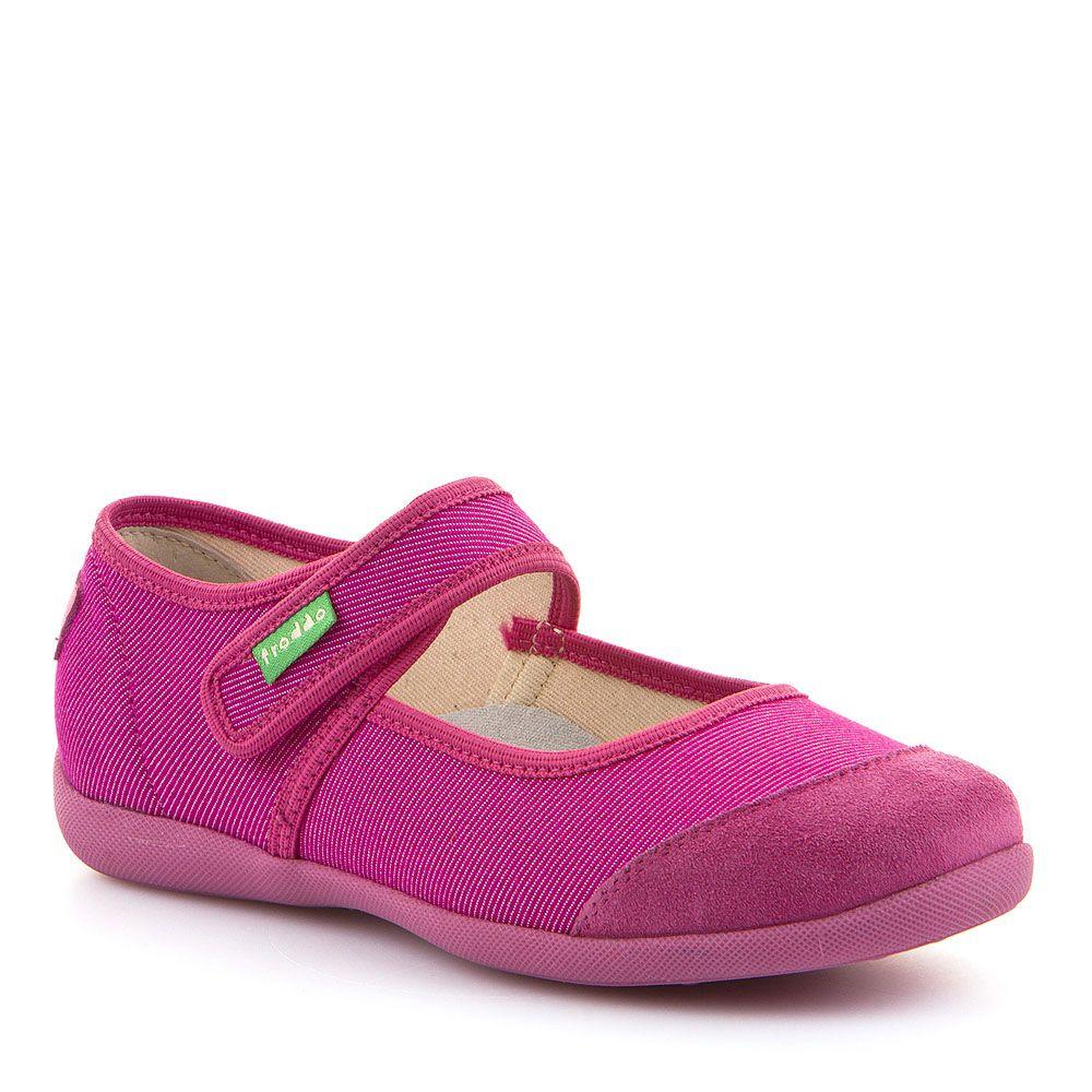 Personalizirane papuče balerinke za djevojčice u fuksija rozoj boji picture