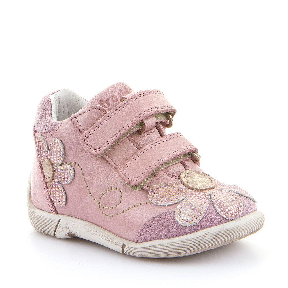 Froddo cipele za prvi korak za djevojčice u rozoj boji picture