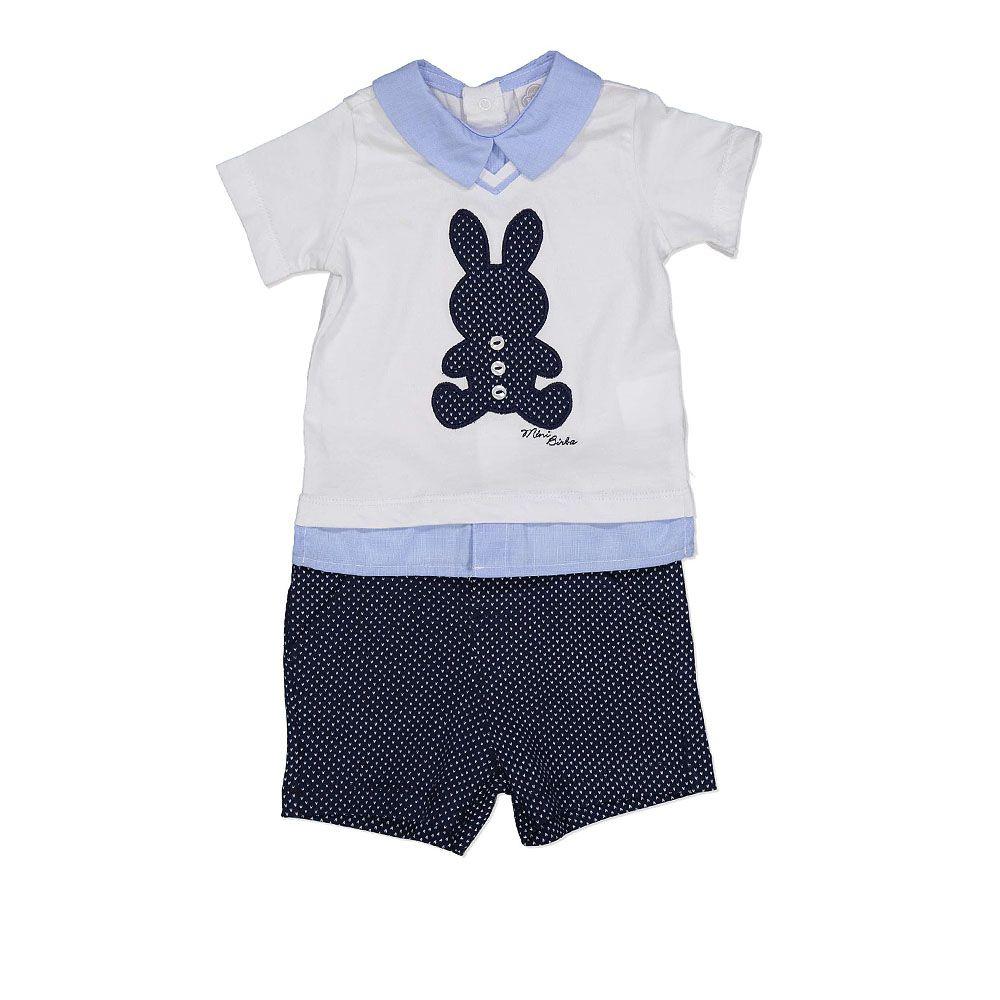 Baby komplet majica i hlače za dječake picture