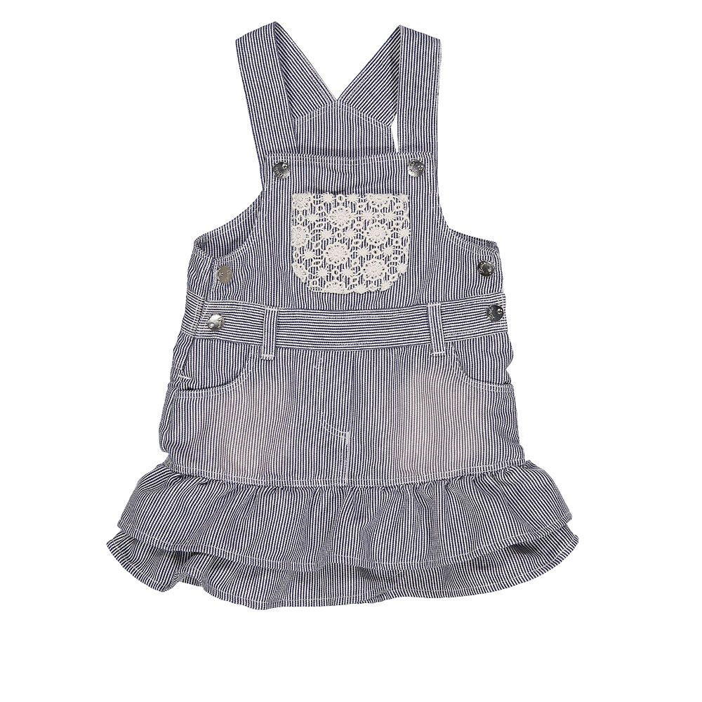 Baby treger suknja s čipkastim đepićem picture