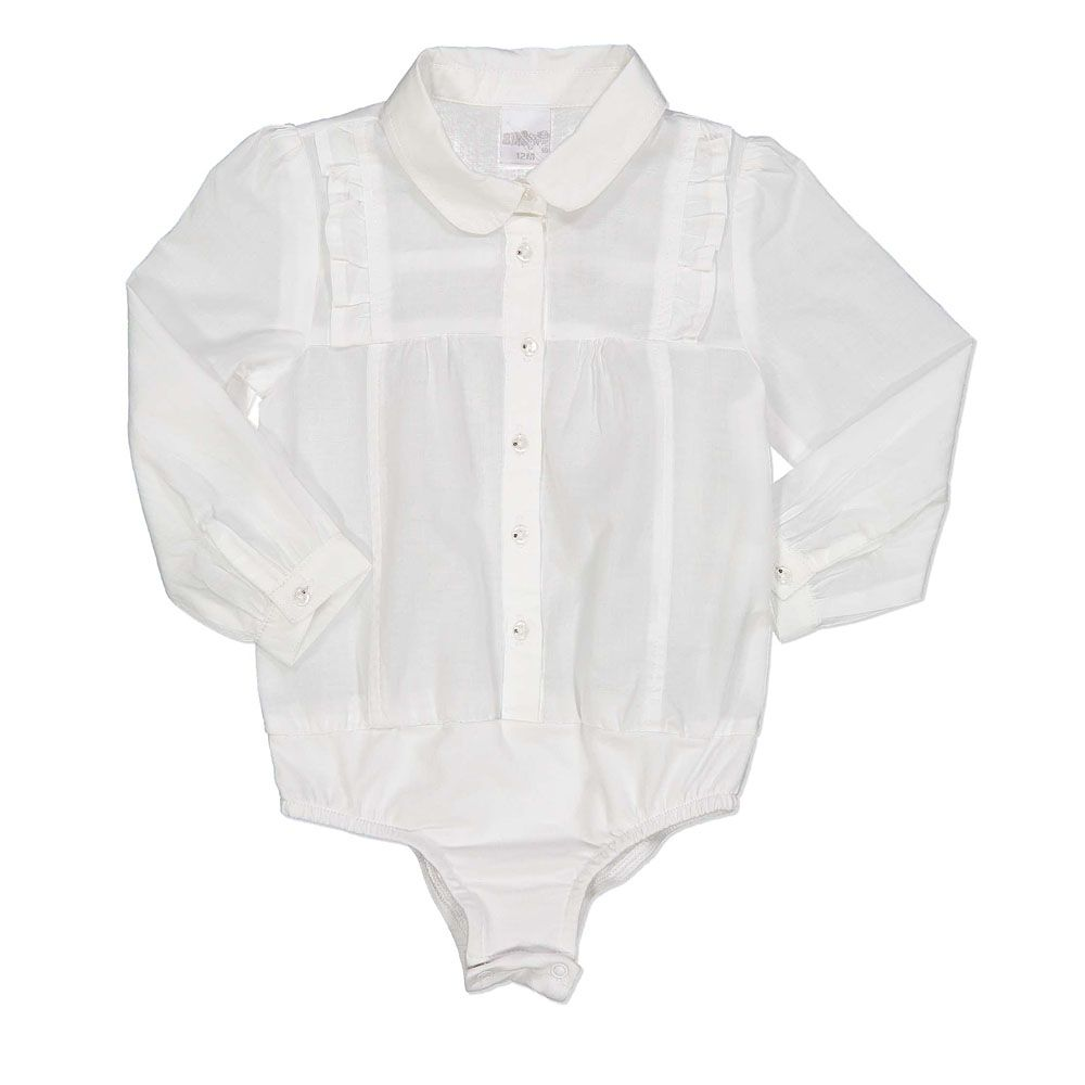 Udobna baby pamučna body košulja za djevojčice picture