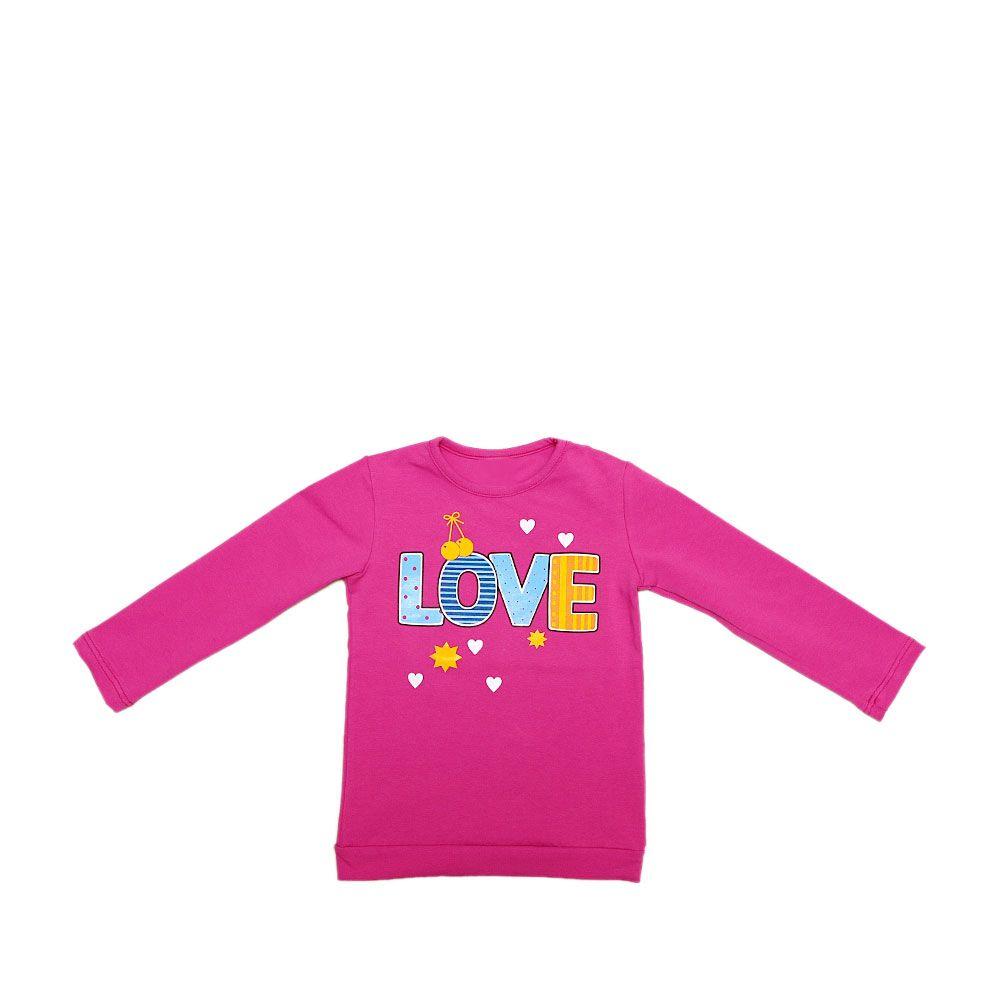 Baby tunika u rozoj boji picture
