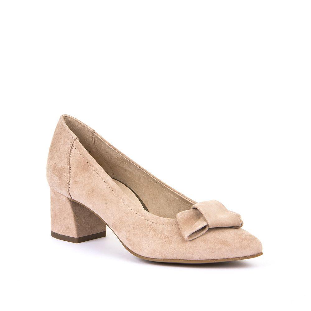 Ženske Paul Green cipele s mašnom i blok petom picture