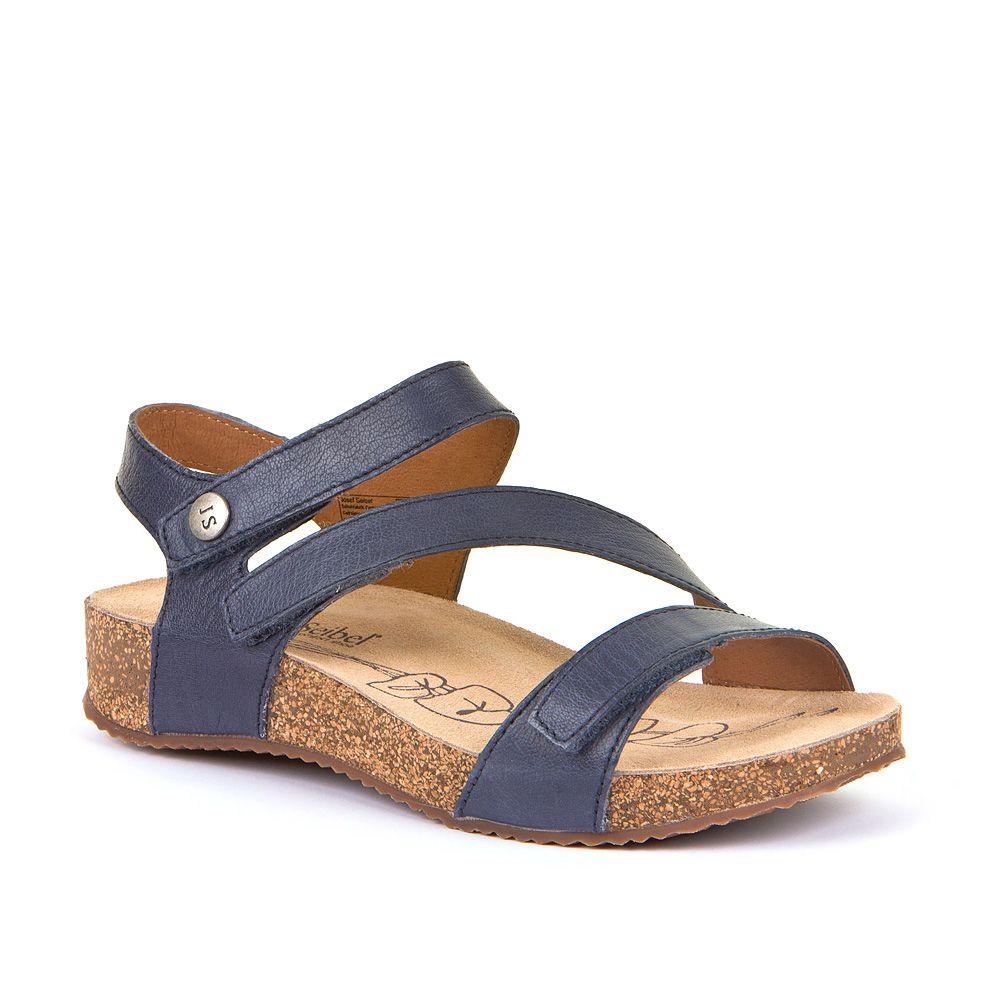 Ženske plave sandale Josef Seibel picture