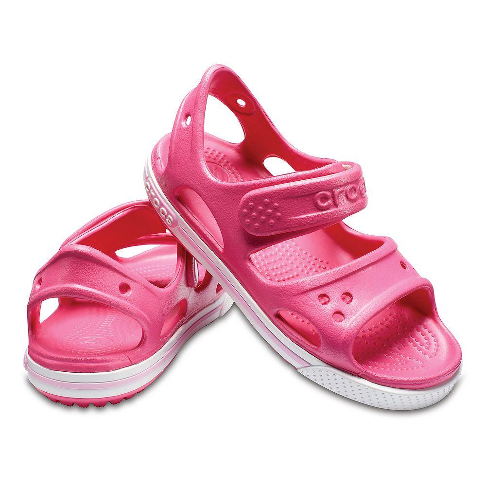 Crocs sandale u rozoj boji picture