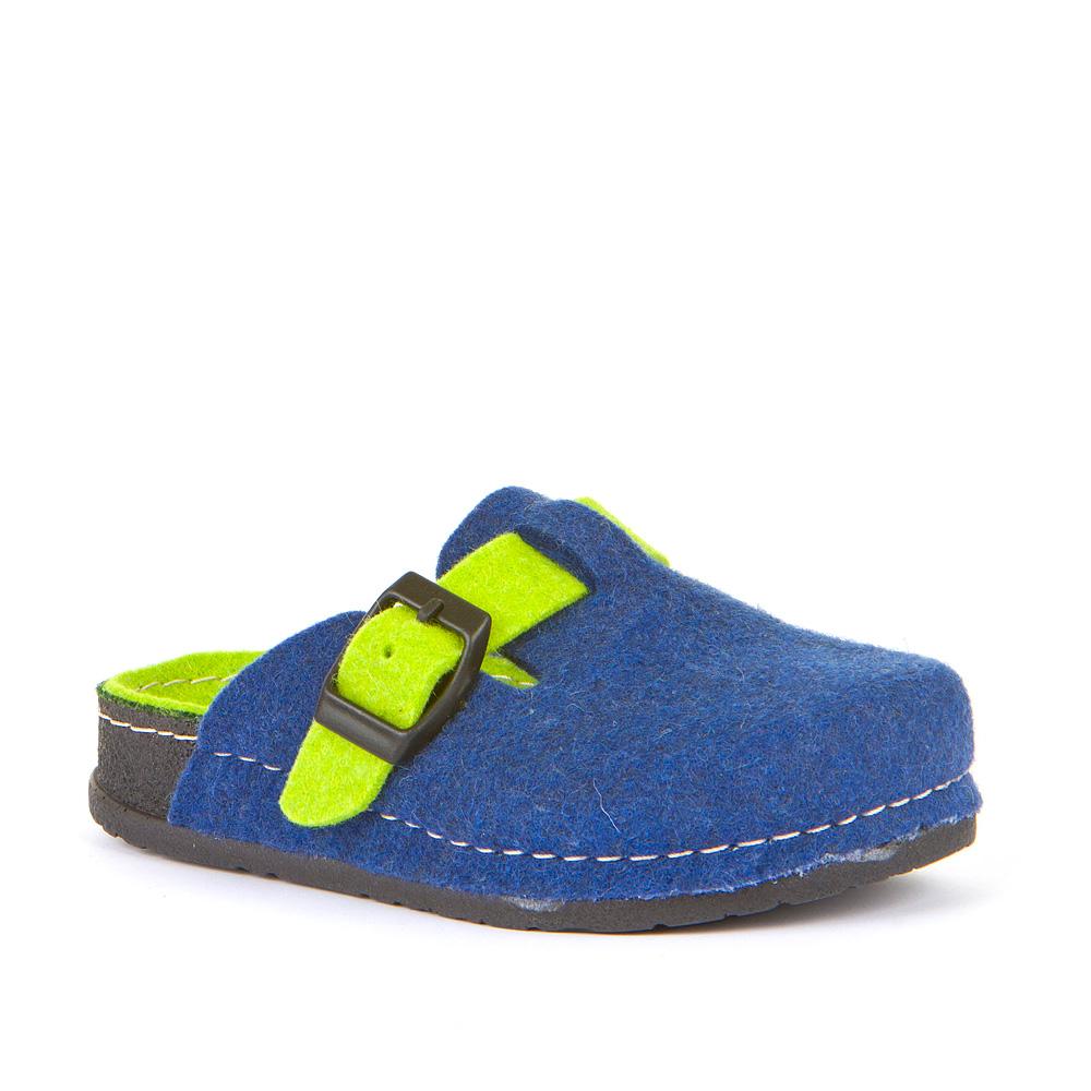 Dječje papuče od filca za dječake picture
