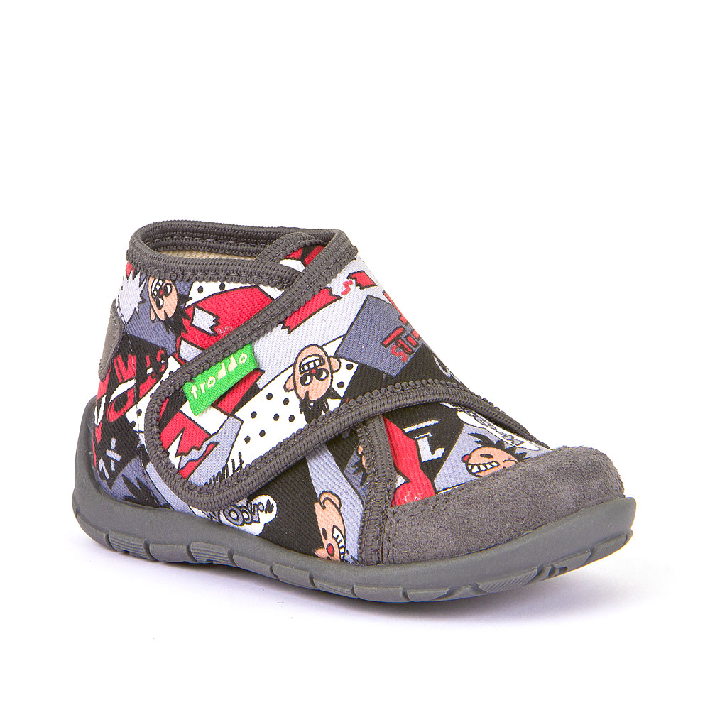 Personalizirane papuče za dječake s motivom stripa picture