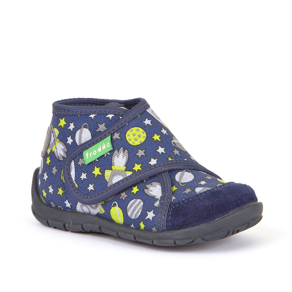 Personalizirane papuče za dječake s motivom svemira picture