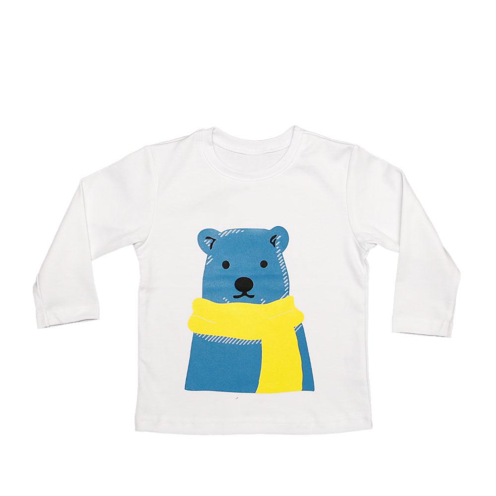 Baby majica s printom medvjedića picture