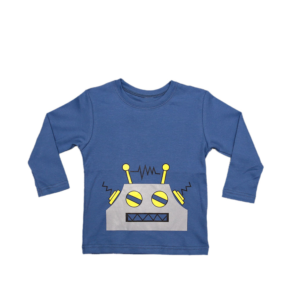 Baby majica s printom robota picture