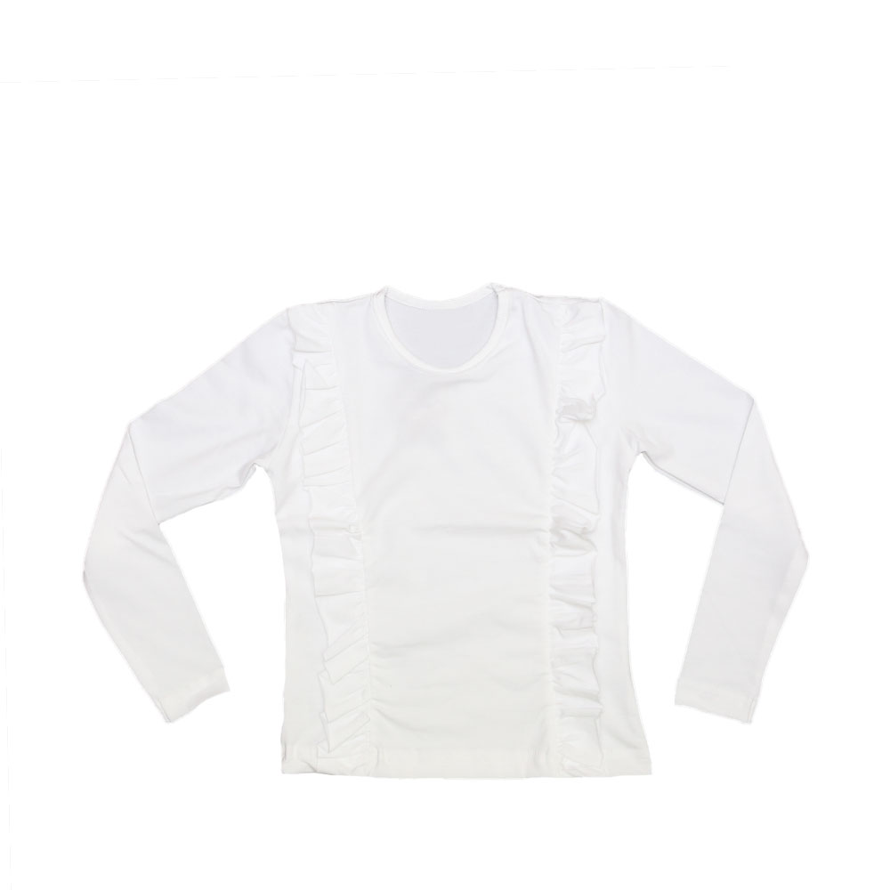 Baby majica bijele boje picture