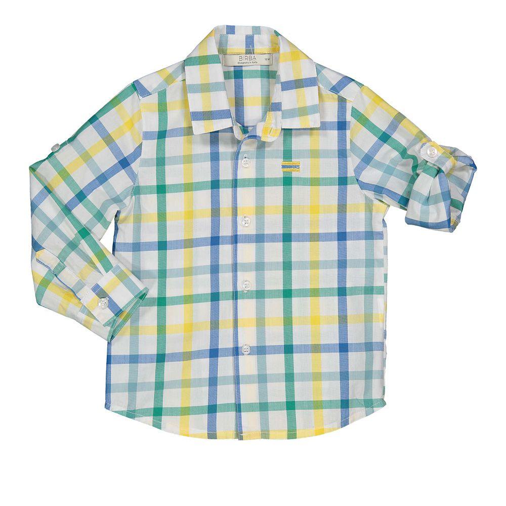 Dječja pamučna košulja picture