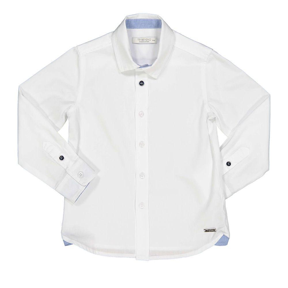 Bijela košulja za dječake picture