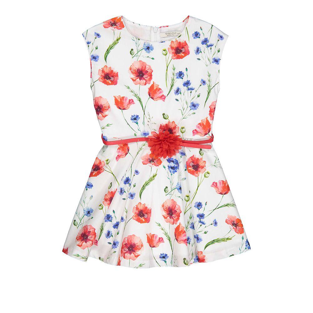 Cvjetna haljina za djevojčice picture