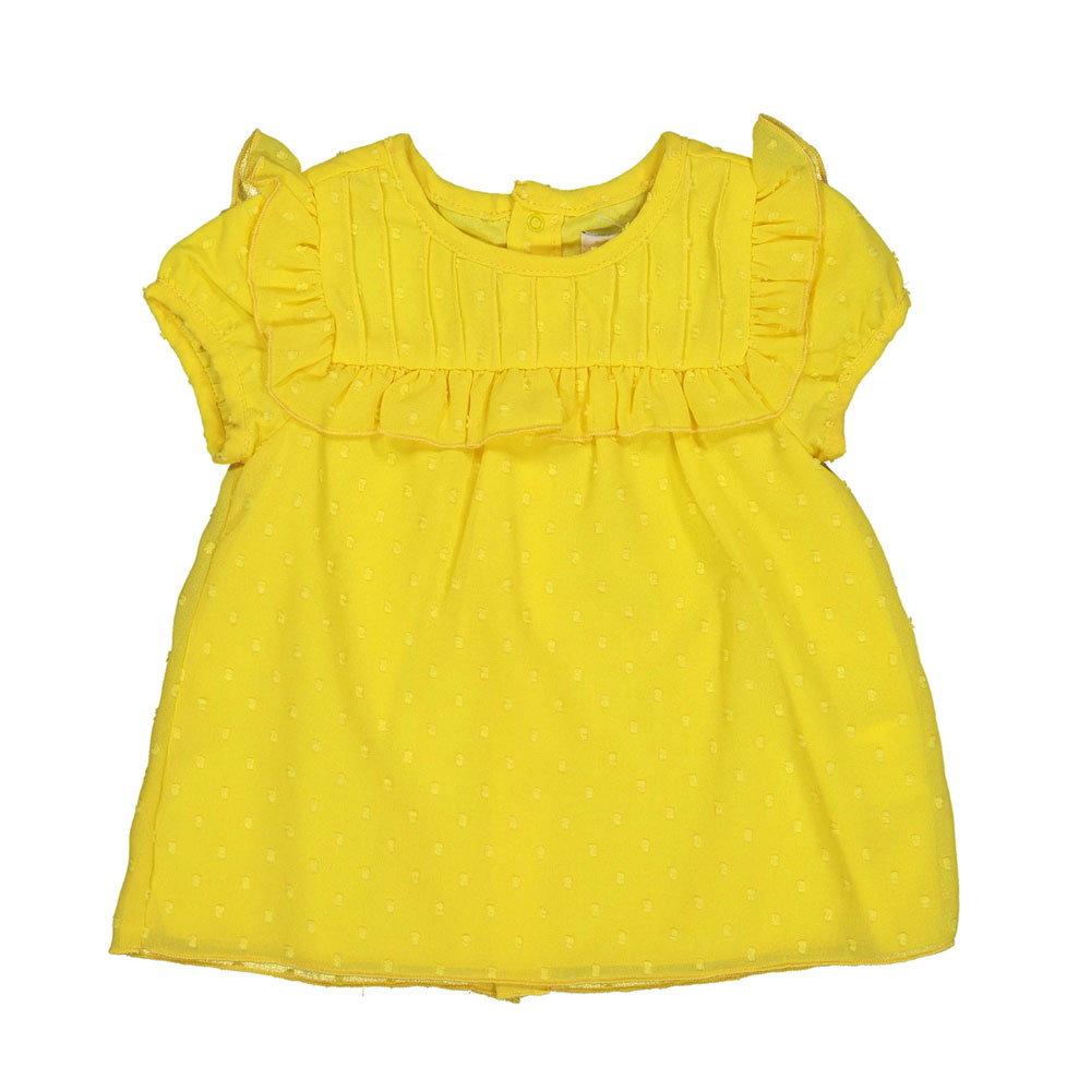 Baby bluza žute boje picture