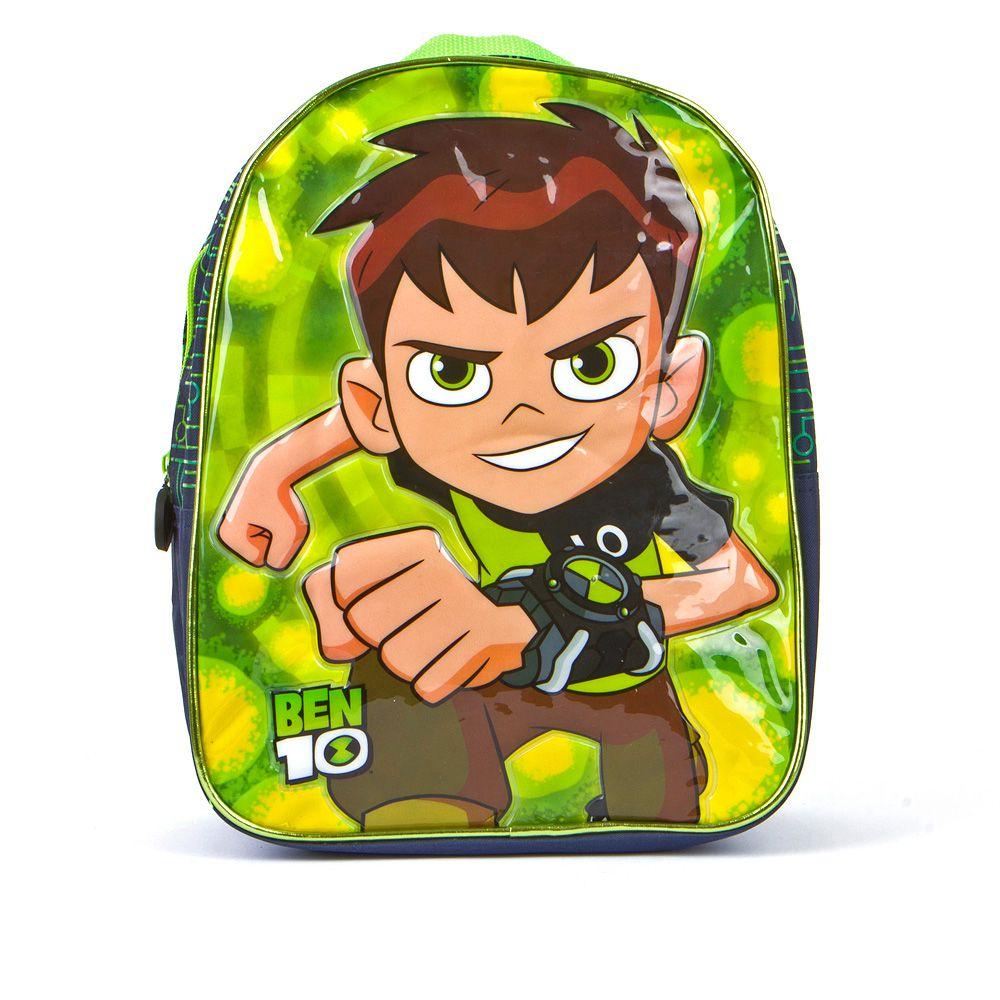 Dječji Ben10 ruksak s LED svjetlom picture