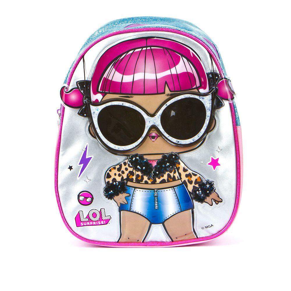 Dječji ruksak s 3D naočalama na magnet picture