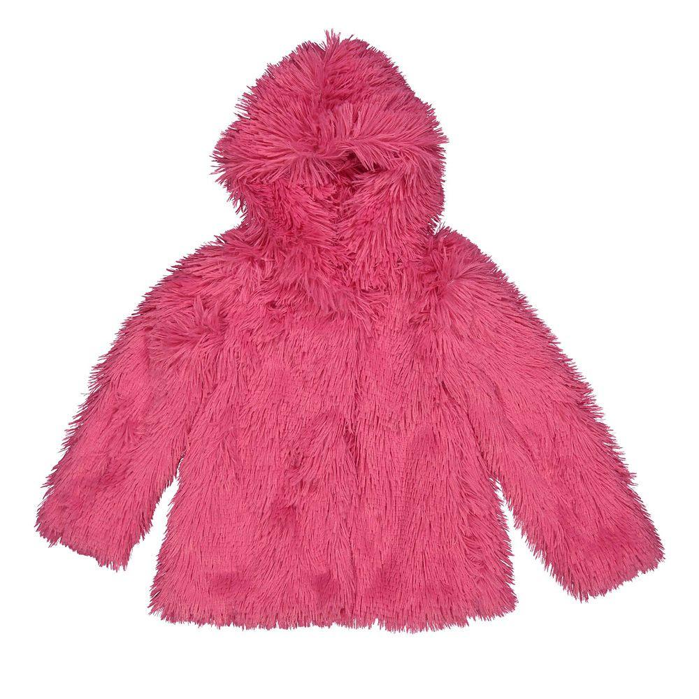 Dječja roza bunda picture
