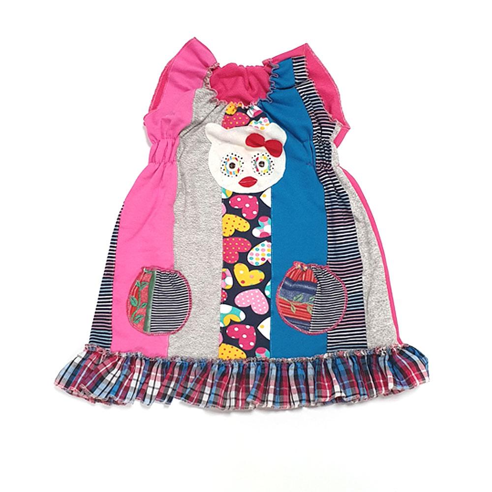 Luma Šarm unikatna tunika za djevojčice picture