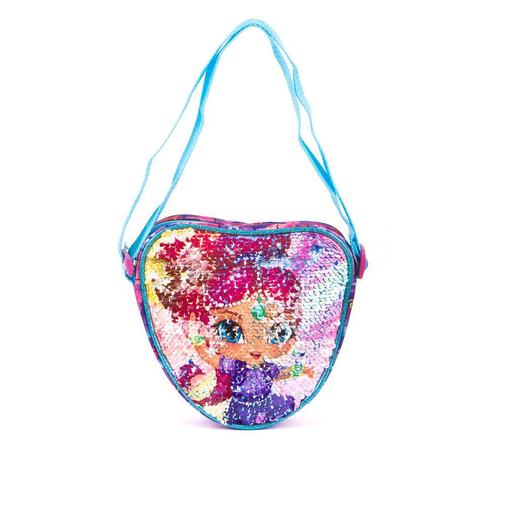 Mala dječja torbica s ljuskicama picture