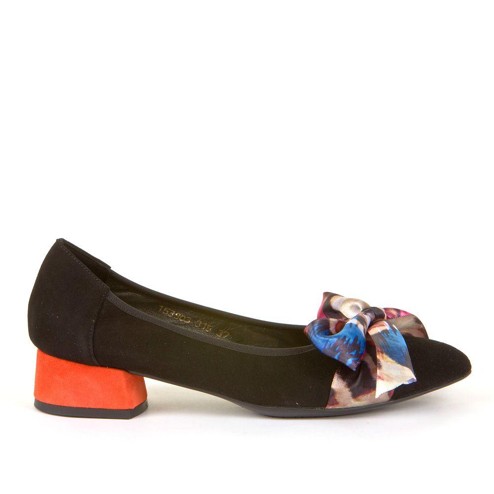Ženske cipele s mašnom Stefano picture