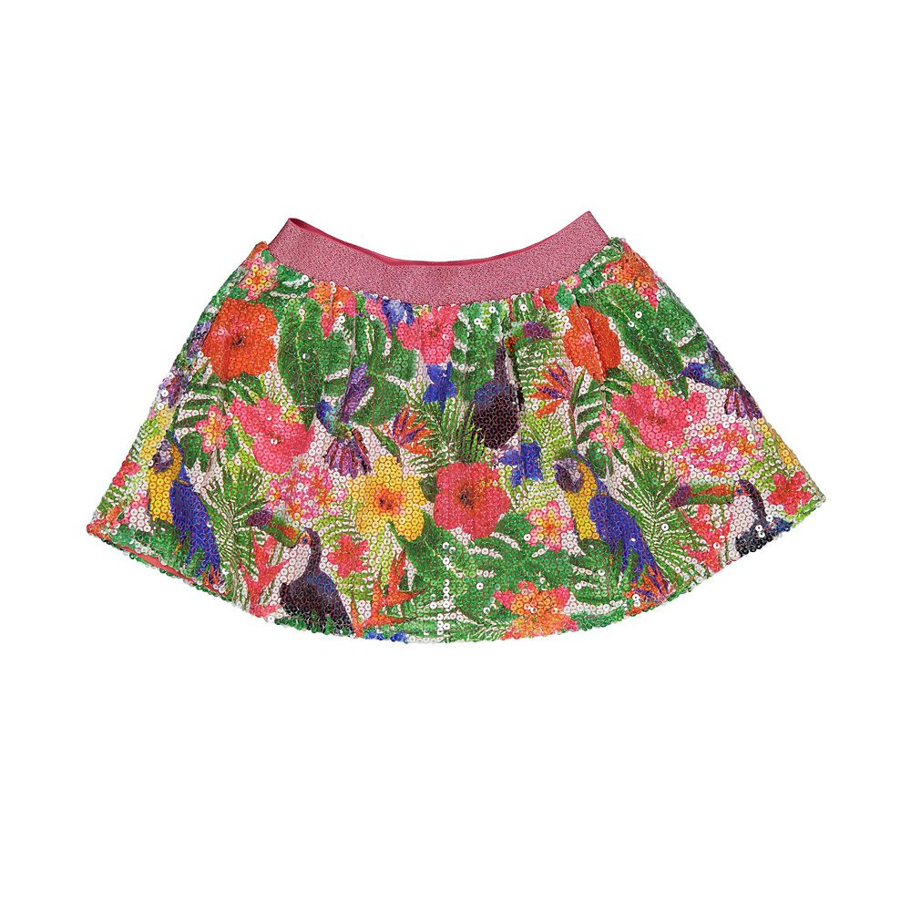 Party suknja sa shinny ljuskicama picture