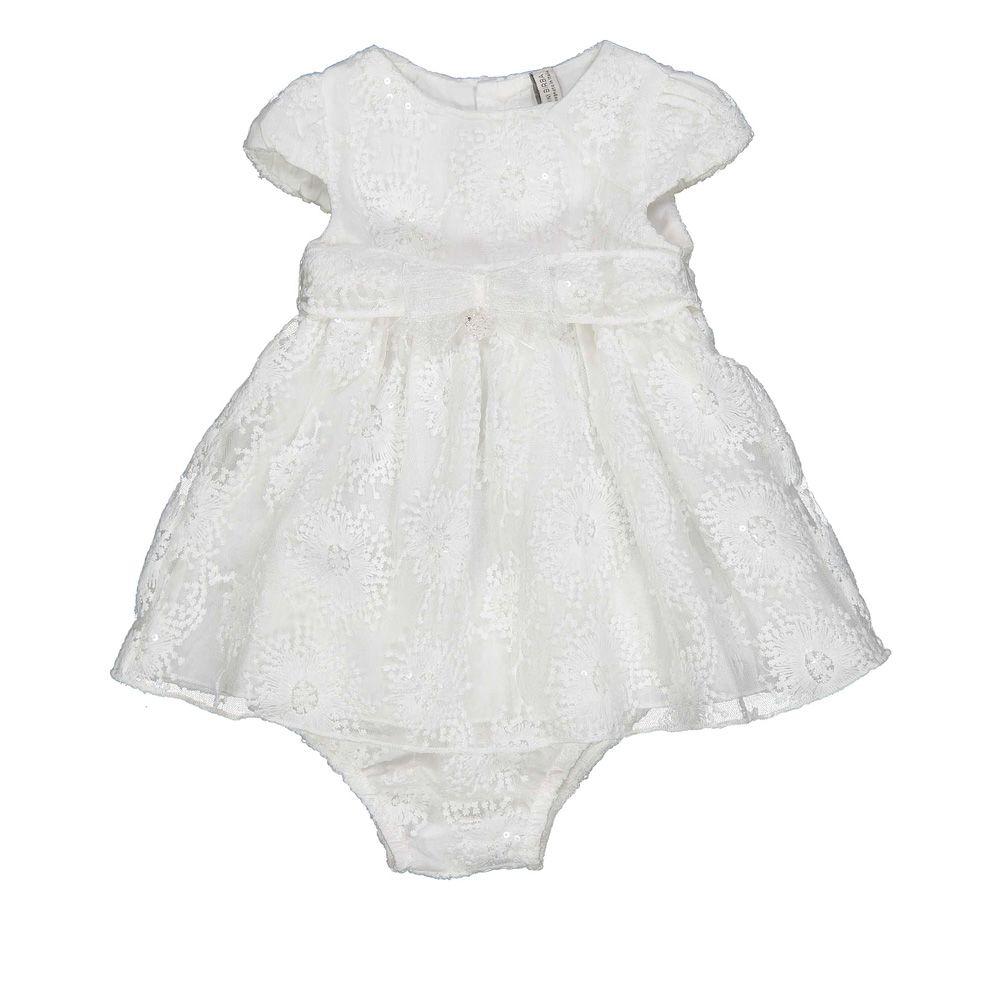 Baby svečana bijela haljina picture