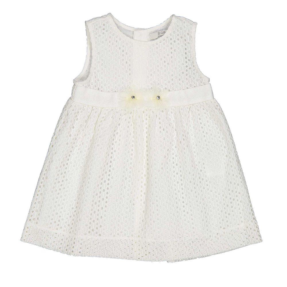 Svečana baby bijela haljina picture