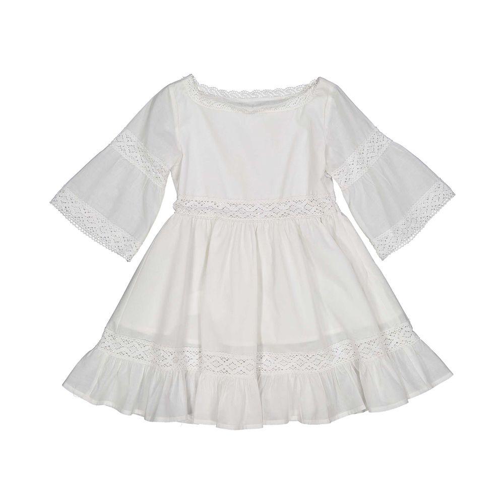 Romantična haljina za djevojčice picture