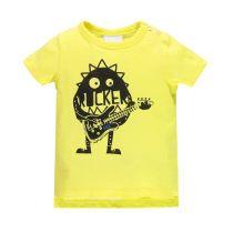Majica za dječake kratkih rukava Mek picture