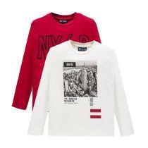 Dječja majica duopack Brums picture