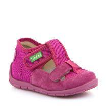 Roze personalizirane papuče s dva čička za djevojčice picture
