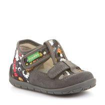 Sive personalizirane papuče za dječake dva čička picture