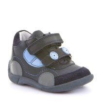 Froddo cipele za prvi korak za dječake s reflektirajućim detaljima u tamno plavoj boji picture