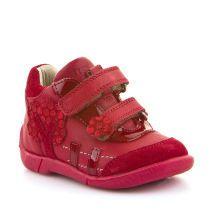 Froddo cipele za prvi korak za djevojčice u crvenoj boji picture