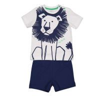 Baby komplet majica i hlače od kvalitetnog pamuka picture