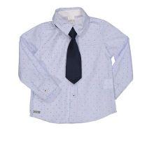 Baby pamučna košulja sa kravatom picture