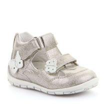 Sandale za djevojčice za prve korake Froddo srebrne boje picture