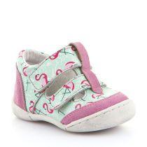 Sandala za prve korake sa flamingo uzorkom picture