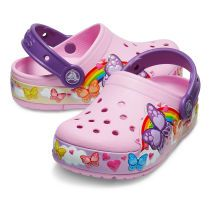 Crocs Fun Lab Butterfly Band svjetleće natikače picture
