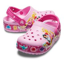 Crocs Fun Lab Princess Band svjetleće natikače picture