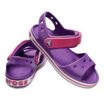 Crocs sandale u ljubičastoj boji picture