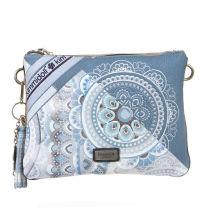 Ženska torbica Kimmidoll u plavoj boji picture