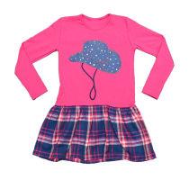 Haljina za djevojčice s kaubojskim printom picture