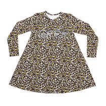 Haljina za djevojčice s animal printom picture